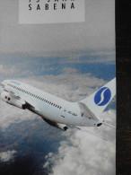 België Belgium - Folder Postzegeluitgifte: 1998 Vliegtuigen Sabena / Airplane Sabena - Autres Livres