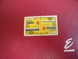 Timbres  DDR  Neufs *** Année;1963   Michel   N°    976 / 77 - [6] République Démocratique