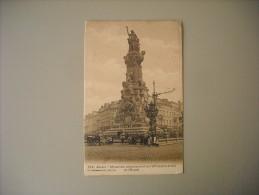 BELGIQUE ANVERS MONUMENT COMMEMORATIF DE  L'AFFRANCHISSEMENT DE L'ESCAUT - Antwerpen