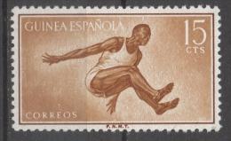 Guinea Spagnola Spanish Guinea 1958 - Salto in lungo long jump MNH **