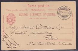 Suisse - Lettre - Storia Postale