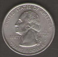 STATI UNITI QUARTER DOLLAR 1999 E PLURIBUS UNUM - 1999-2009: State Quarters