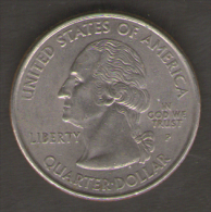 STATI UNITI QUARTER DOLLAR 2000 MARYLAND THE OLD LINE STATE - 1999-2009: State Quarters