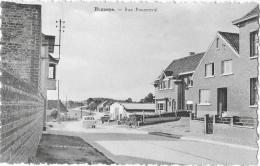Huppaye - Rue Fauconval - Edition Gaston Fontaine - Carte Non Circulée - Ramillies