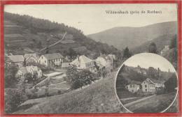 67 -  WILDERSBACH Près ROTHAU - 2 Vues - Francia