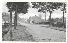 Eghezée - Le Carrefour à  Harlue - Edition Mme Gerlache - Carte Non Circulée - Eghezée