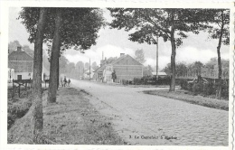 Eghezée - Le Carrefour à  Harlue - Edition Mme Gerlache - Carte Non Circulée - Eghezee