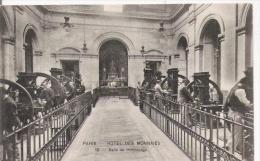 PARIS HOTEL DES MONNAIES 15 SALLE DE MONNAYAGE - Petits Métiers à Paris