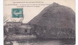 ALFORTVILLE INONDATIONS MEULE DE PAILLE - Alfortville