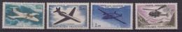 1960 FRANCIA POSTA AEREA AIR POST A38/A41 MNH - 1960-.... Nuovi