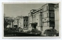 Brasil Florianopolis Santa Catarina Praca 15 Postcard Circa 1940-50 - Florianópolis