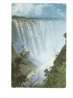 Main Falls  Victoria Falls Chutes Victoria - Cartes Postales