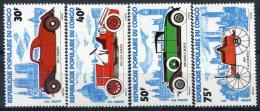 Congo    (république Populaire)      377/380  **    Automobiles - Congo - Brazzaville