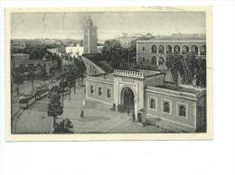 Tunis La Kasba Et Bd Bab Ménara - Tunisie