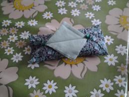Petit étui A Mouchoirs En Papier Fait En Patchwork - Fourni Avec Les Mouchoirs - Creative Hobbies