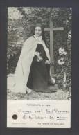*Carmel De Lisieux*  Imprimé En France Nº 77. Medidas: 65 X 124 Mms. - Imágenes Religiosas