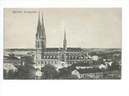 Uppsala Domkyrkan - Suède