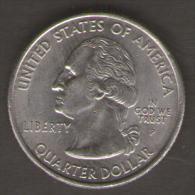 STATI UNITI QUARTER DOLLAR 2003 ALABAMA - 1999-2009: State Quarters