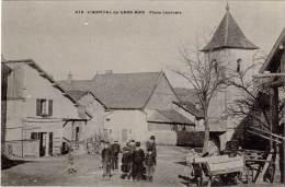 L'HOPITAL Du GROS BOIS – 474 Place Centrale - Pontarlier