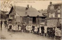 – MARCHEVILLE – L'école Des Filles - France