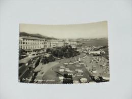 GENOVA - Pegli - Spiaggia E Giardini - 1955 - Genova