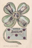 Amitiés De Bouillon - Trèfle Multi-vues (Marcovici, Colorisée) (Edit Stroobant, Concierge !! Du Château) - Bouillon