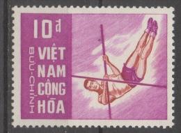 Vietnam del Sud South Vietnam 1965 - Salto in alto pole vault MNH **
