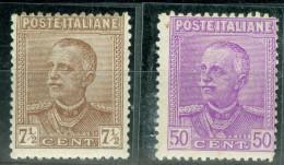 1928 Vittorio Emanuele III MNH** - 1900-44 Victor Emmanuel III