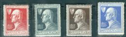 1927 100° Morte Alessandro Volta MNH** - 1900-44 Victor Emmanuel III