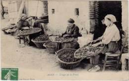 AGEN – Triage De La Prune – Photot. Perret - Agen
