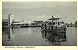 FRIEDRICHSCHAFFEN        HAFENBAHNOF - Friedrichshafen