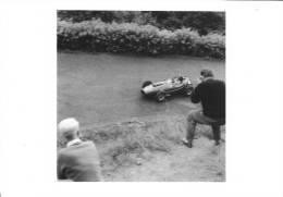 Phil Hill  -  Ferrari  -  Nurburgring  -  German GP  -  1958  -  CP - Grand Prix / F1
