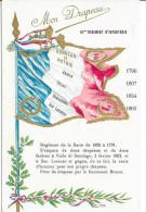 Mon Drapeau 51ème Régiment D'Infanterie - Patriotiques