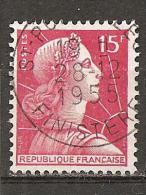 Frankreich 1955 - Michel 1036 O - Gebruikt