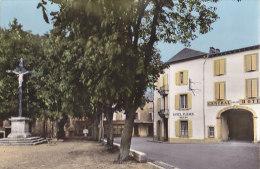 81 / LACAUNE / LA PLACE DE L EGLISE / L HOTEL FUSIES - Zonder Classificatie