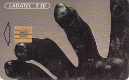 MEXICO - A.Rodin-Manos 1997/Mano Derecha de Pierre de Wissant(4/6), chip SO3, 08/97, used