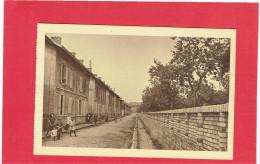 TUCQUEGNIEUX RUE SAINTE BARBE CARTE EN TRES BON ETAT - Autres Communes