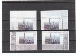 BRD / Bund **   2376 Landshut Alle 4 Ecken Ungefaltet Postpreis 1,80 - [7] West-Duitsland