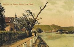 Environs De Namur - Wepion Et La Plante - Carte Colorisée, Non Circulée - Namur