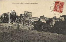 CPA L'Ile-D'Elle - Les Ponts Du Contrebooth (112650) - Non Classés