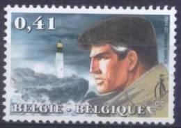 BELGIQUE 3233 ** MNH XIII Treize De William VANCE BD Bande Dessinée Comics - Unused Stamps