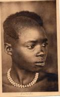 RWANDA TETE DE JEUNE FILLE - Rwanda