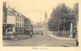 Malmédy - Place De Rome - Edition X. Delputz - Malmedy