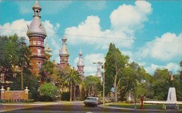 Historic University Of Tampa  Florida