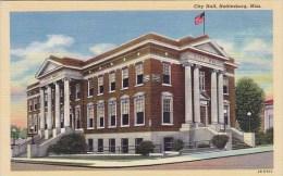 City Hall Hattiesburg Mississippi - Hattiesburg