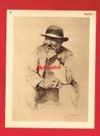 Publicité + Personnage De Régions Diverses ... Dessinateur ... Illustrateur J. SCHERBECK ... Homme ... (n°25) - Reclame