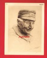 Publicité + Personnage De Régions Diverses ... Dessinateur ... Illustrateur J. SCHERBECK ... Homme ... (n°6) - Reclame