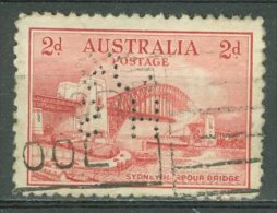 AUSTRALIA 1932: SG 144 / YT 89, O - FREE SHIPPING ABOVE 10 EURO - Oblitérés