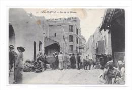 CASABLANCA : Rue De La Douane - Casablanca