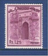 Pakistan 1963 Rs. 1.25   Sona Masjid W.M - Pakistan
